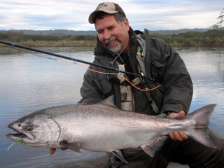 Steve Rajeff - Fly Fishing Instructor