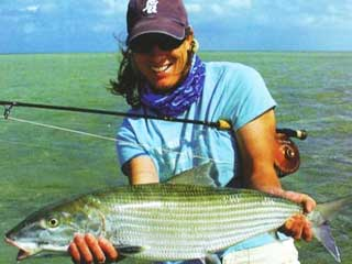 Diana Rudolph - Fly Fishing Instructor